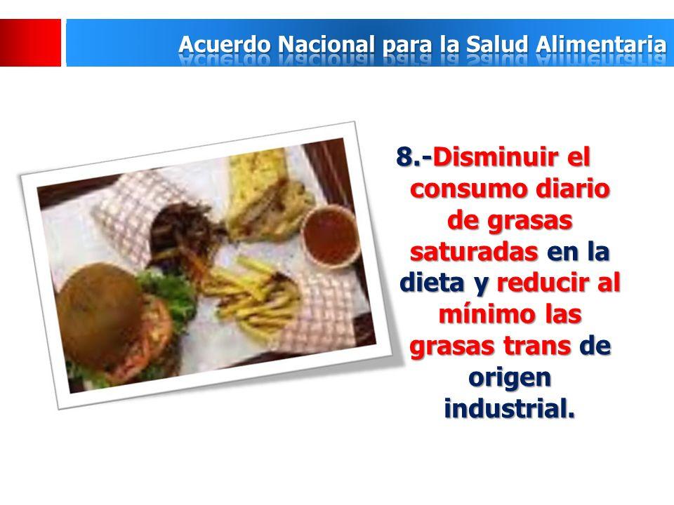 Acuerdo Nacional para la Salud Alimentaria