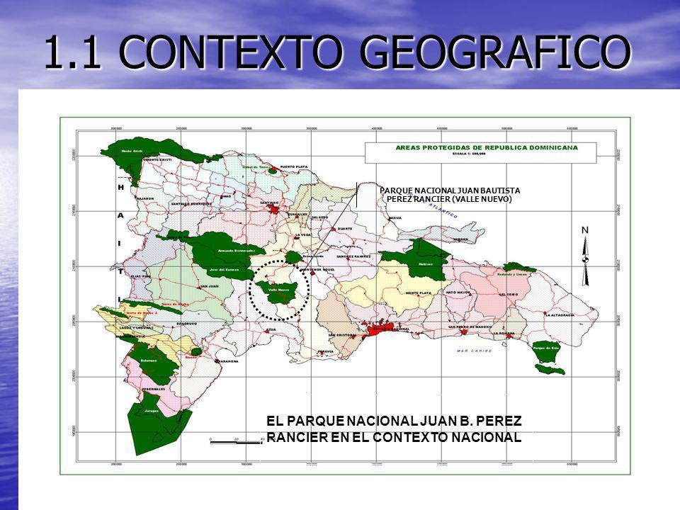 PARQUE NACIONAL JUAN BAUTISTA PEREZ RANCIER (VALLE NUEVO)