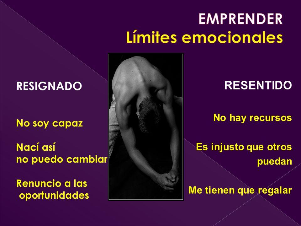 EMPRENDER Límites emocionales