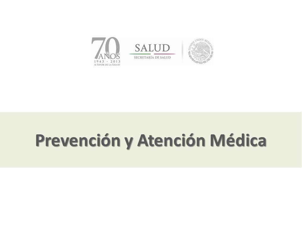 Prevención y Atención Médica