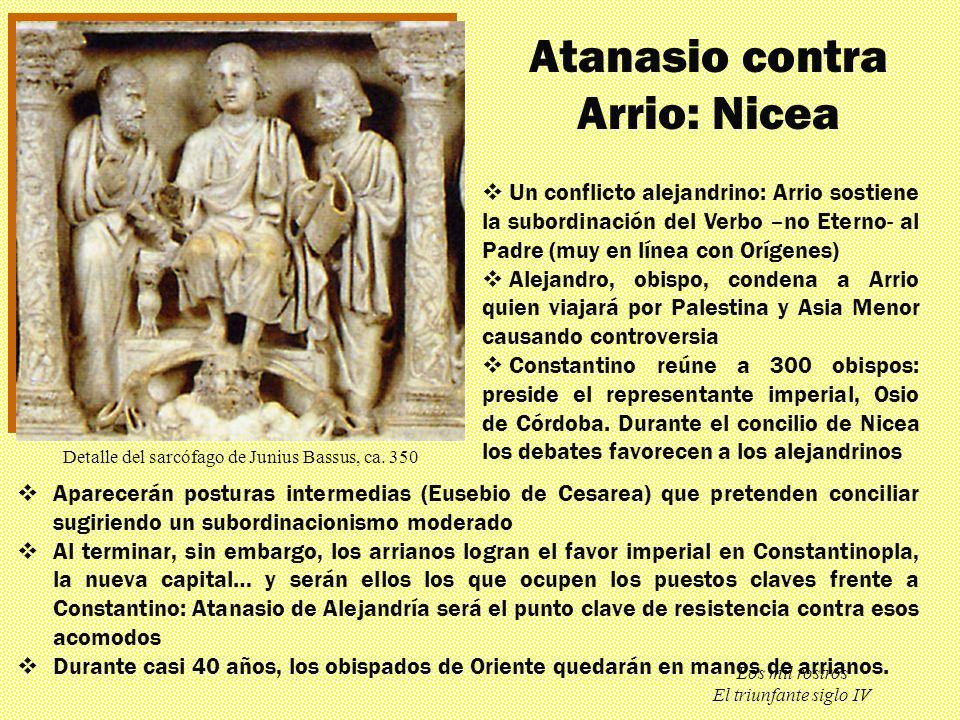 Atanasio contra Arrio: Nicea