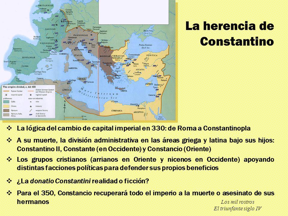La herencia de Constantino