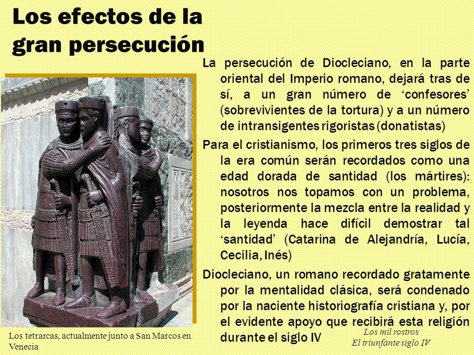 Los efectos de la gran persecución