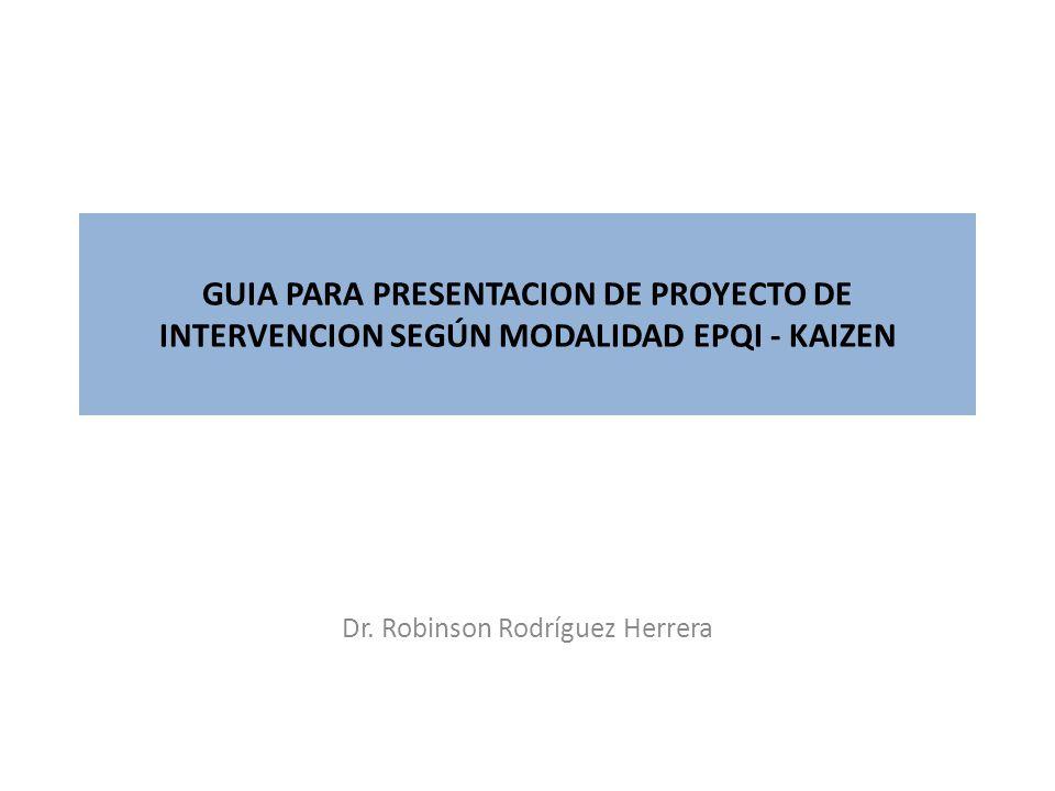 Dr. Robinson Rodríguez Herrera
