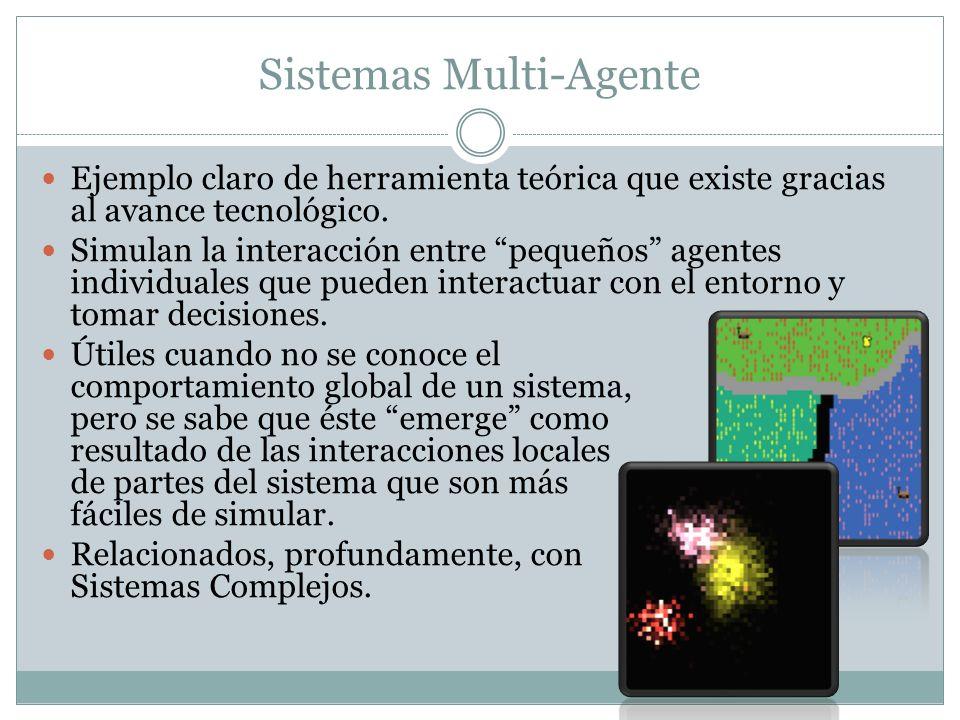 Sistemas Multi-Agente