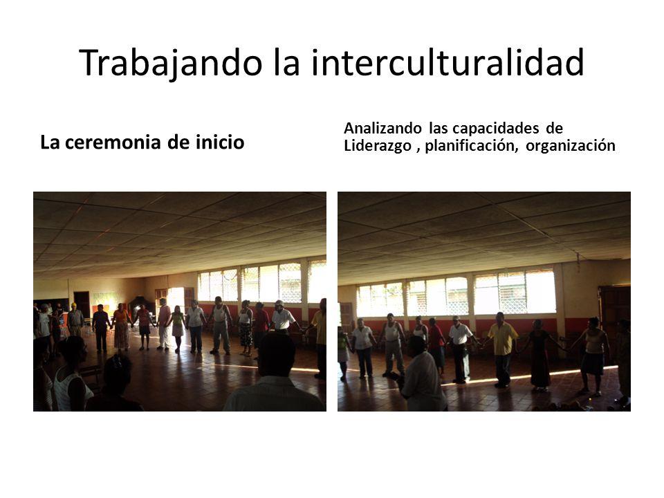 Trabajando la interculturalidad