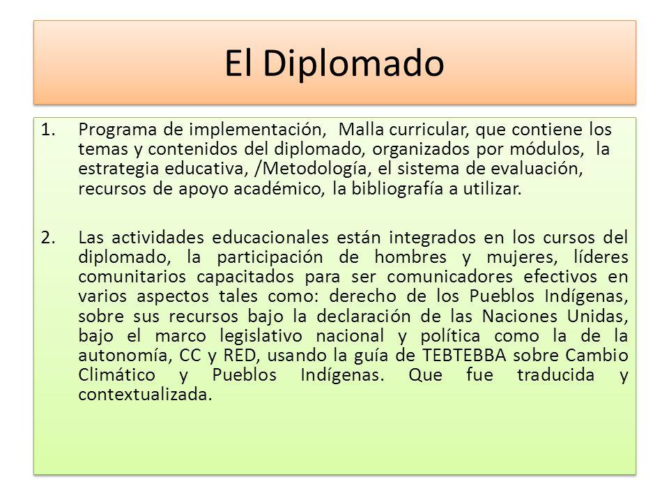 El Diplomado