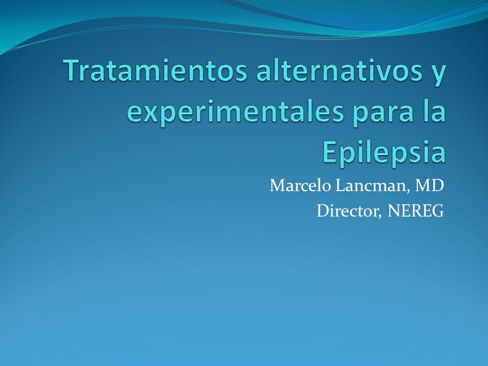 Tratamientos alternativos y experimentales para la Epilepsia