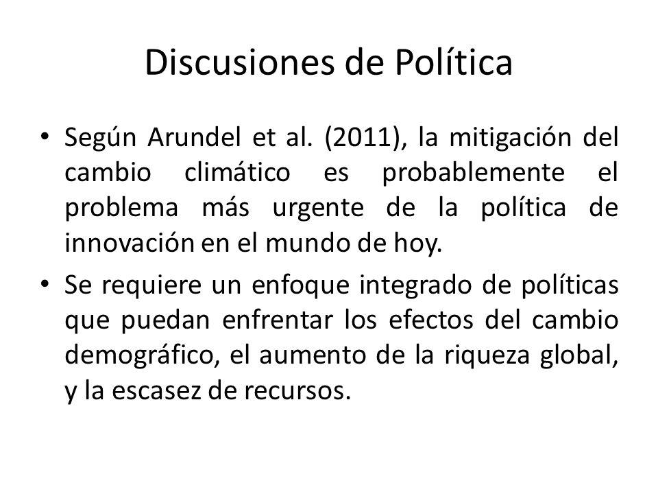 Discusiones de Política