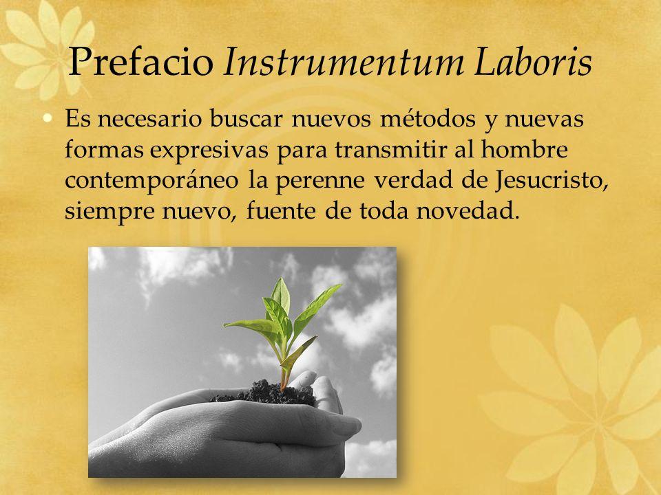 Prefacio Instrumentum Laboris