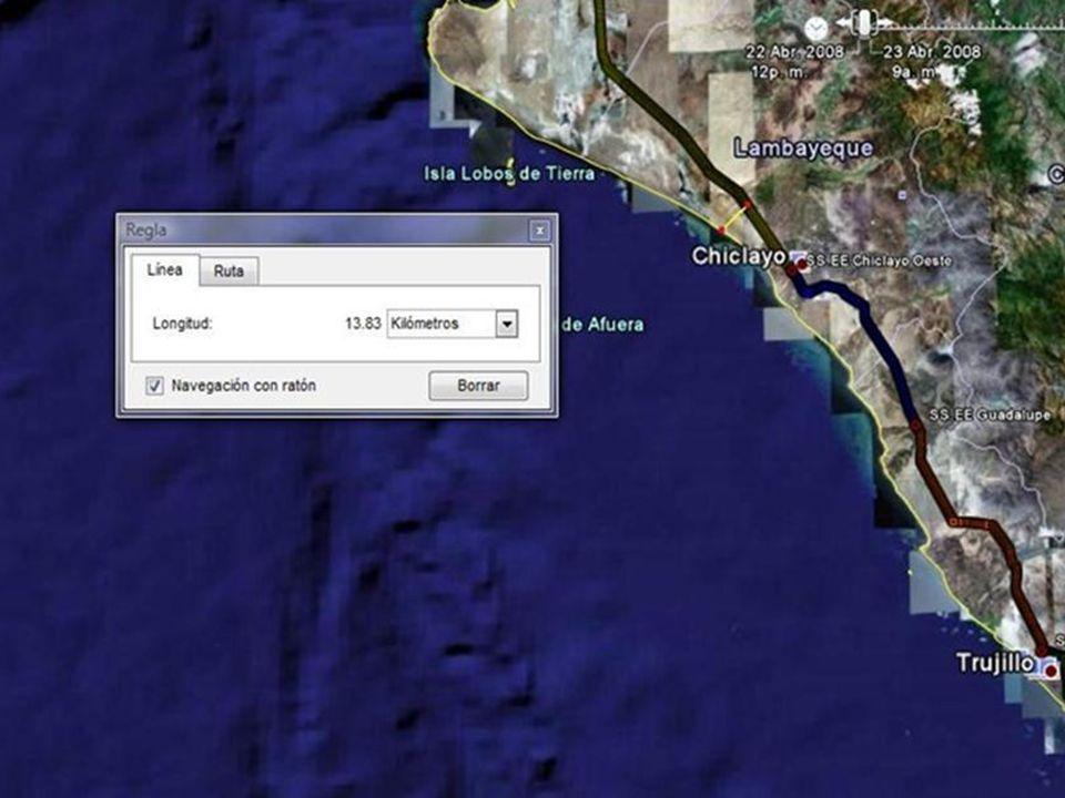 Mantenimiento del aislamiento en las líneas costeras: