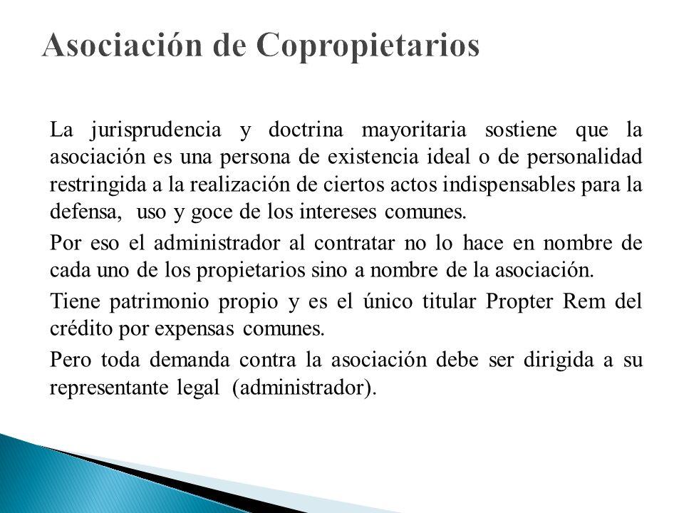 Asociación de Copropietarios