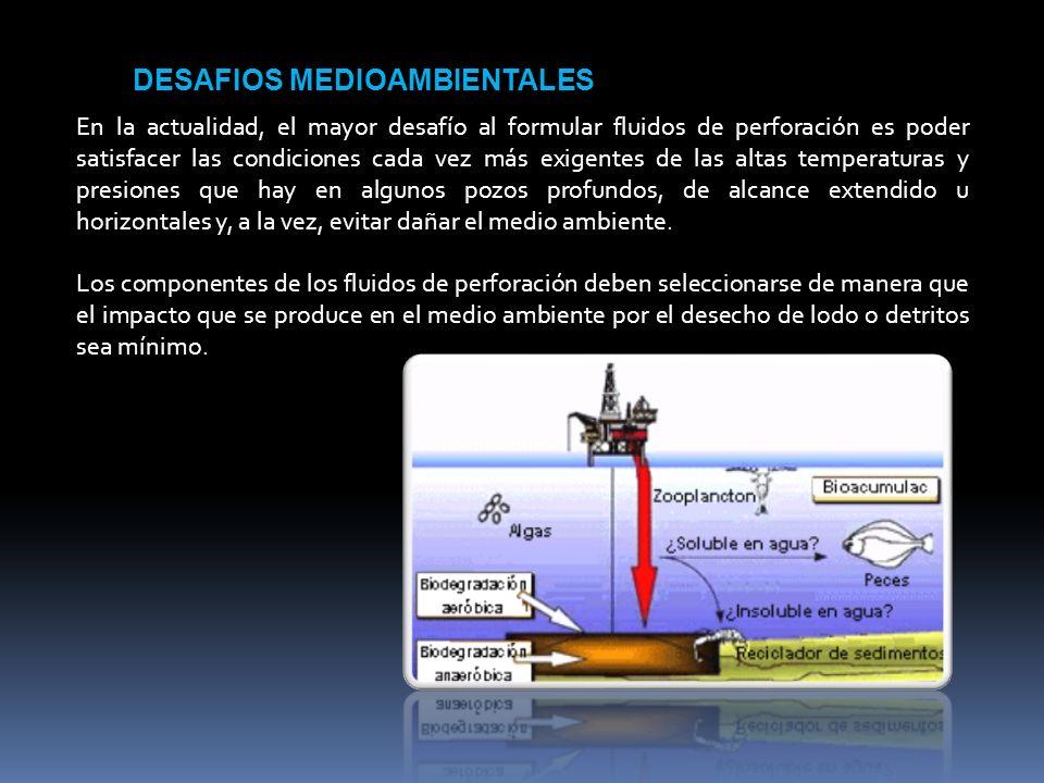 DESAFIOS MEDIOAMBIENTALES