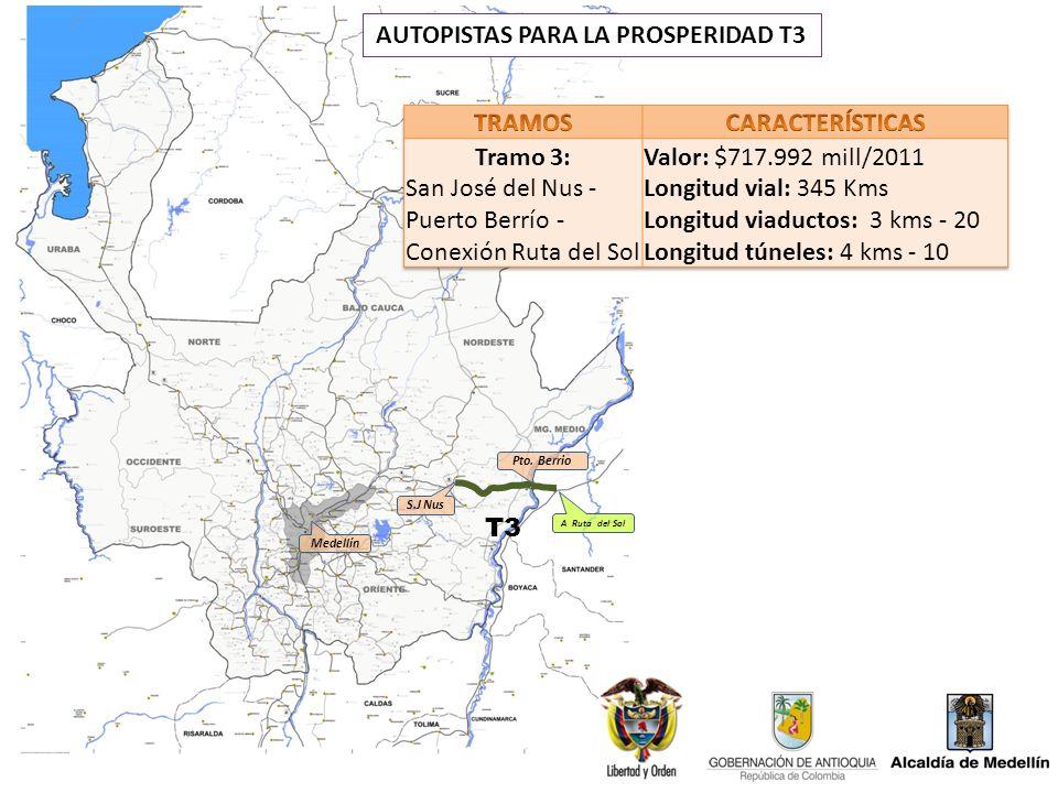 AUTOPISTAS PARA LA PROSPERIDAD T3