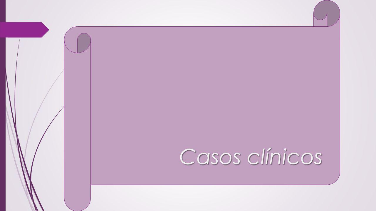 Casos clínicos Mujer de 63 años, sin AP de relevancia, presenta controles TAS 145 mmHg y TAD 85mmHg.