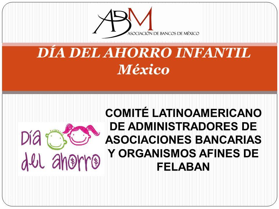 DÍA DEL AHORRO INFANTIL México