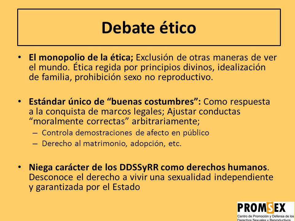 Debate ético