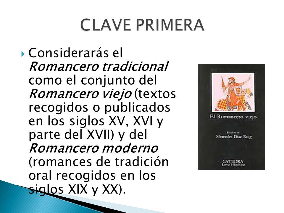 CLAVE PRIMERA