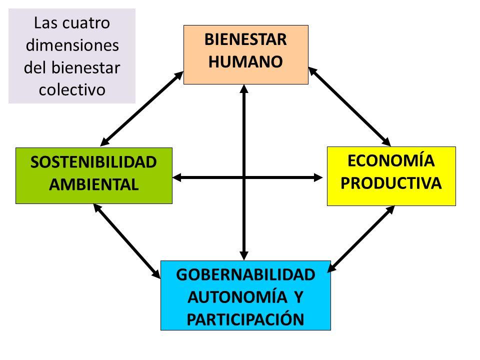 SOSTENIBILIDAD AMBIENTAL GOBERNABILIDAD AUTONOMÍA Y PARTICIPACIÓN