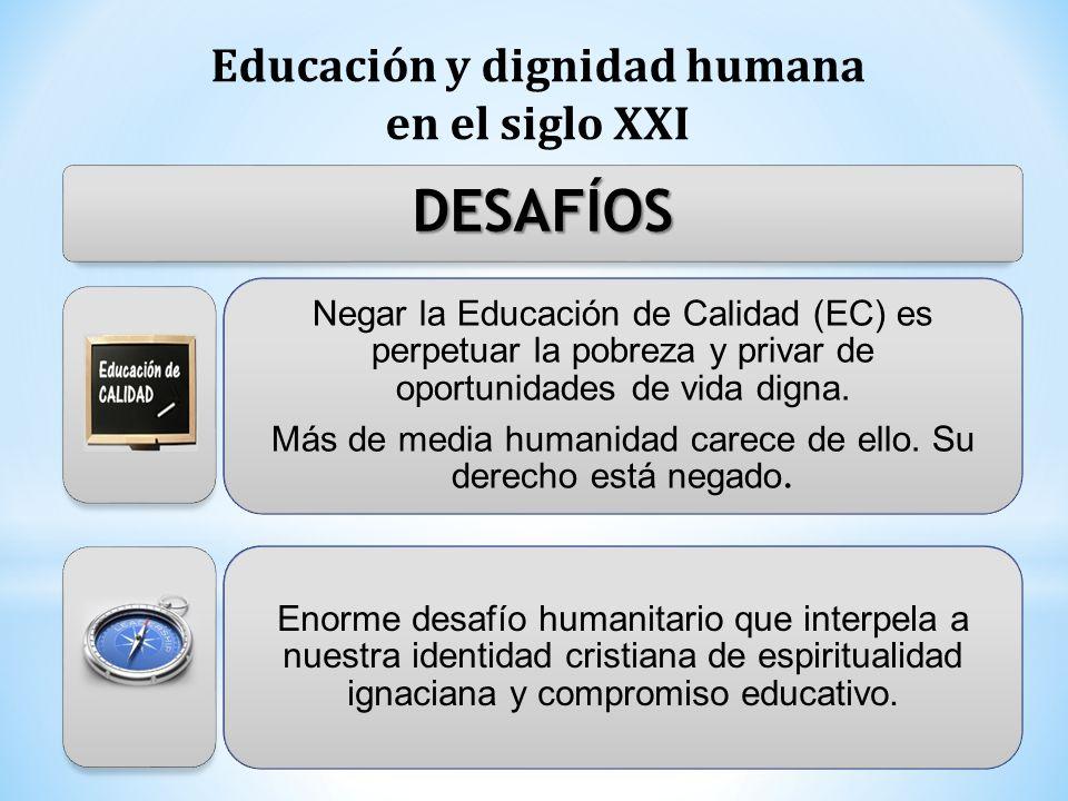 Educación y dignidad humana