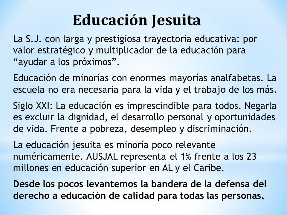 Educación Jesuita