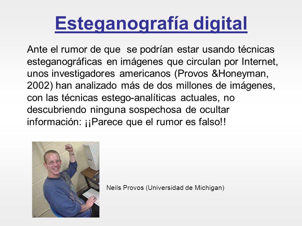 Esteganografía digital