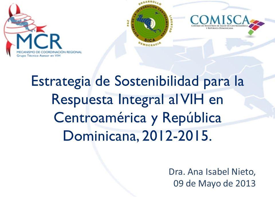 Dra. Ana Isabel Nieto, 09 de Mayo de 2013