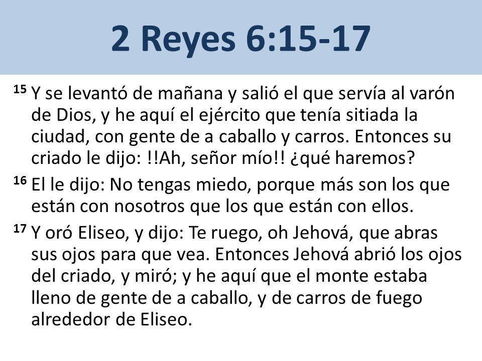 2 Reyes 6:15-17