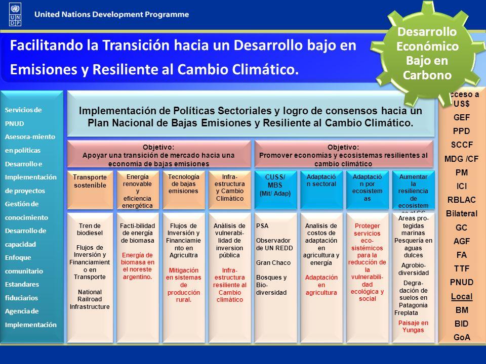 Desarrollo Económico Bajo en Carbono