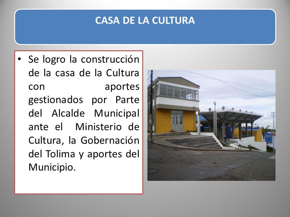 CASA DE LA CULTURA CASA DE LA CULTURA.