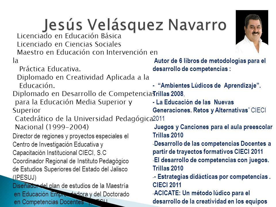 Jesús Velásquez Navarro