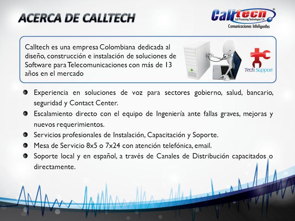 ACERCA DE CALLTECH
