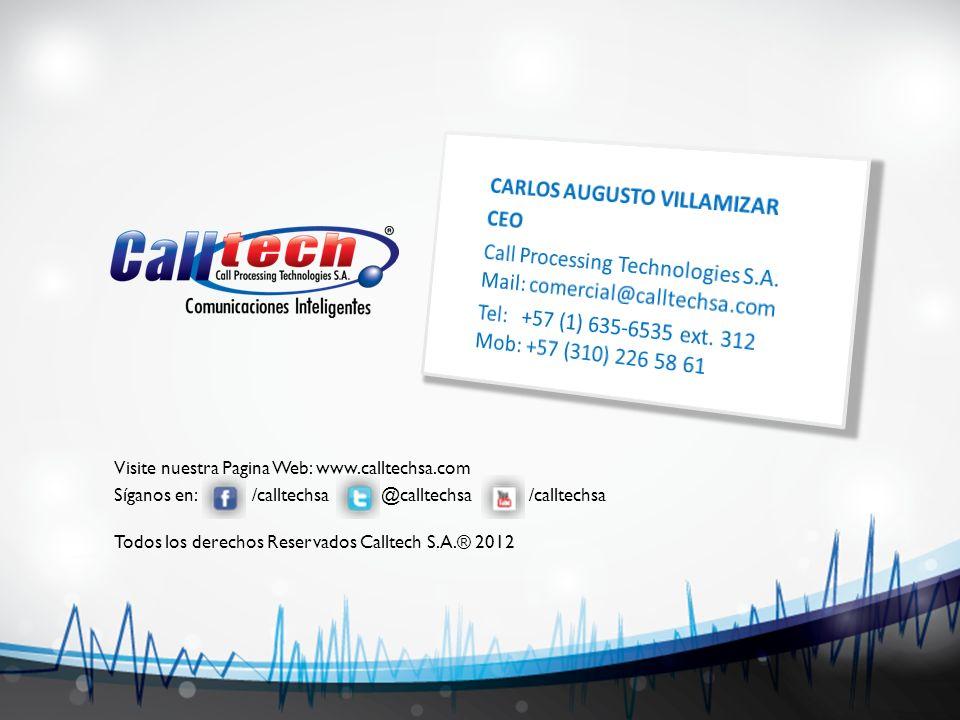 CARLOS AUGUSTO VILLAMIZAR CEO