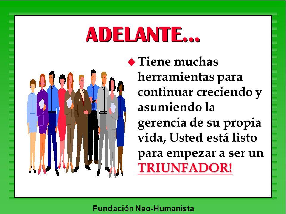 ADELANTE...
