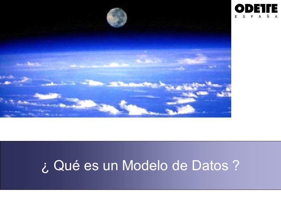 ¿ Qué es un Modelo de Datos