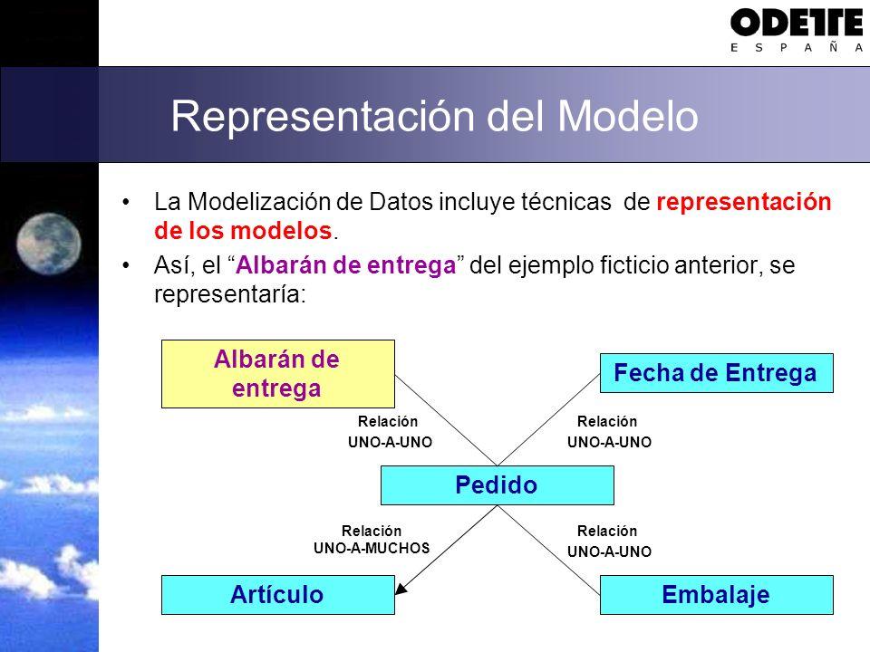 Representación del Modelo