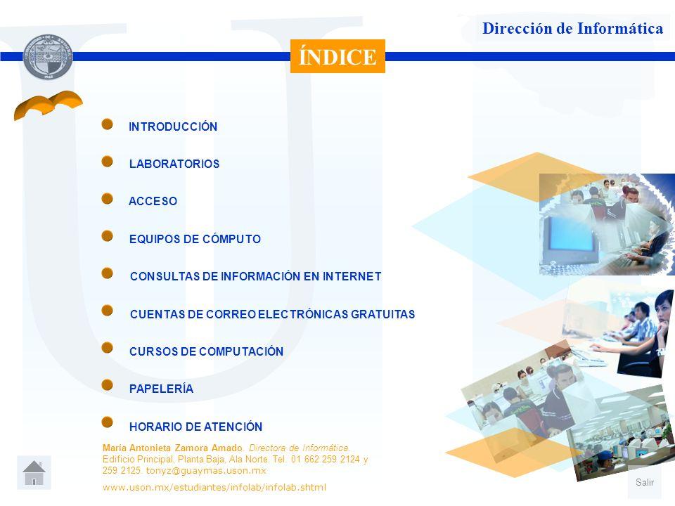 Dirección de Informática