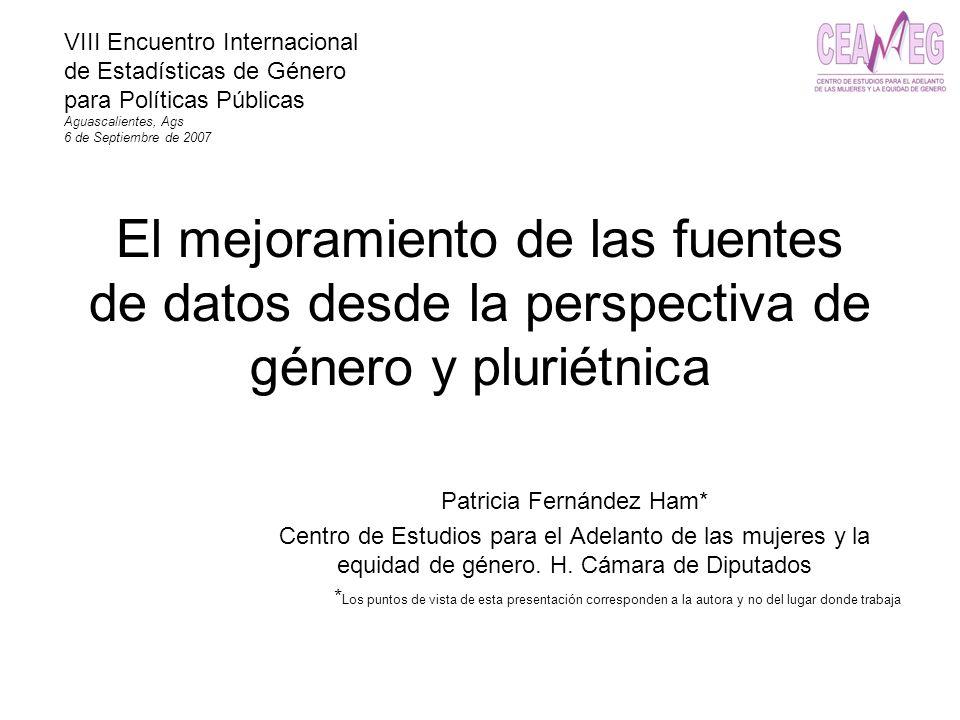 Patricia Fernández Ham*