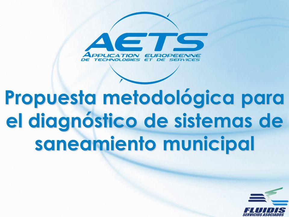 Propuesta metodológica para el diagnóstico de sistemas de saneamiento municipal
