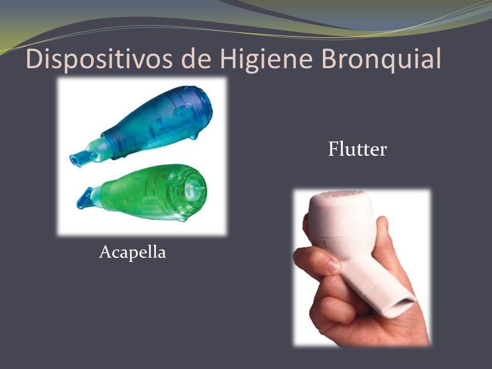 Dispositivos de Higiene Bronquial