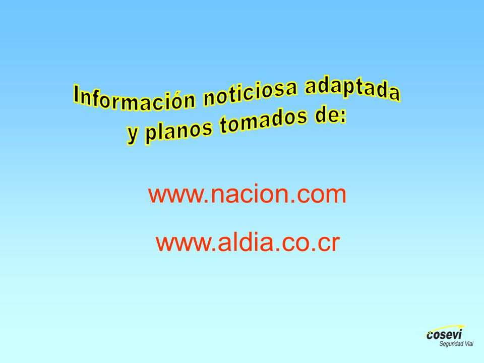 Información noticiosa adaptada