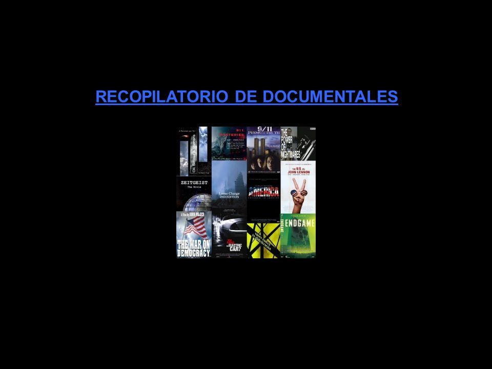 RECOPILATORIO DE DOCUMENTALES