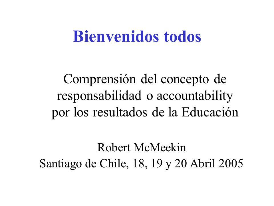 Santiago de Chile, 18, 19 y 20 Abril 2005