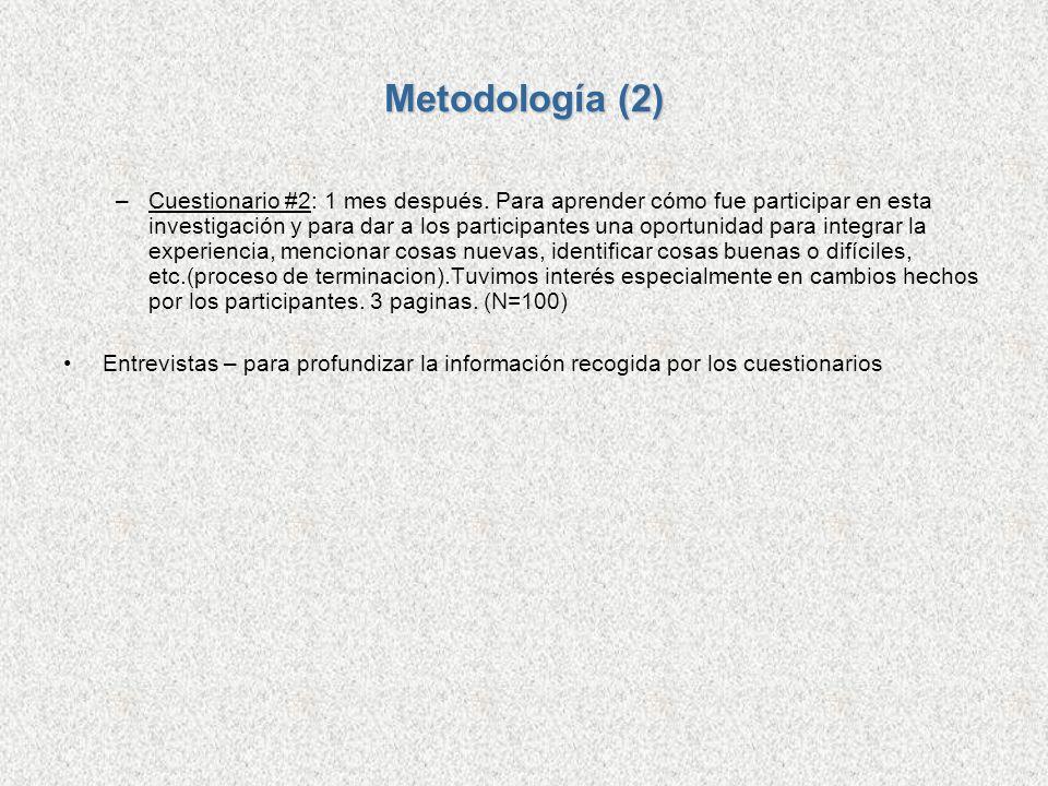 Metodología (2)