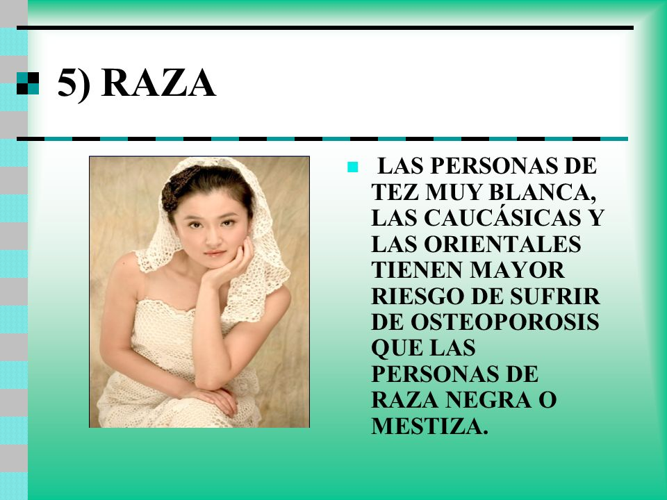 5) RAZA