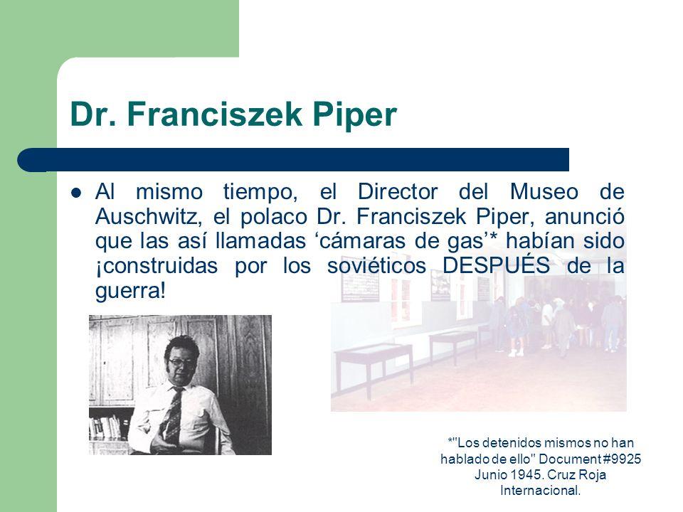 Dr. Franciszek Piper