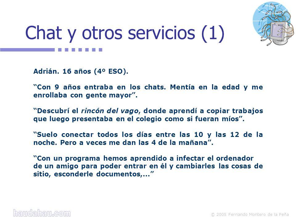 Chat y otros servicios (1)