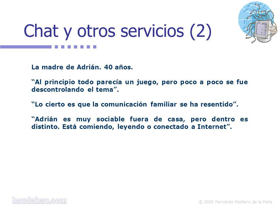 Chat y otros servicios (2)