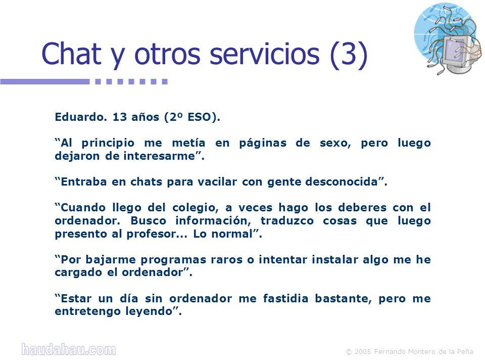 Chat y otros servicios (3)