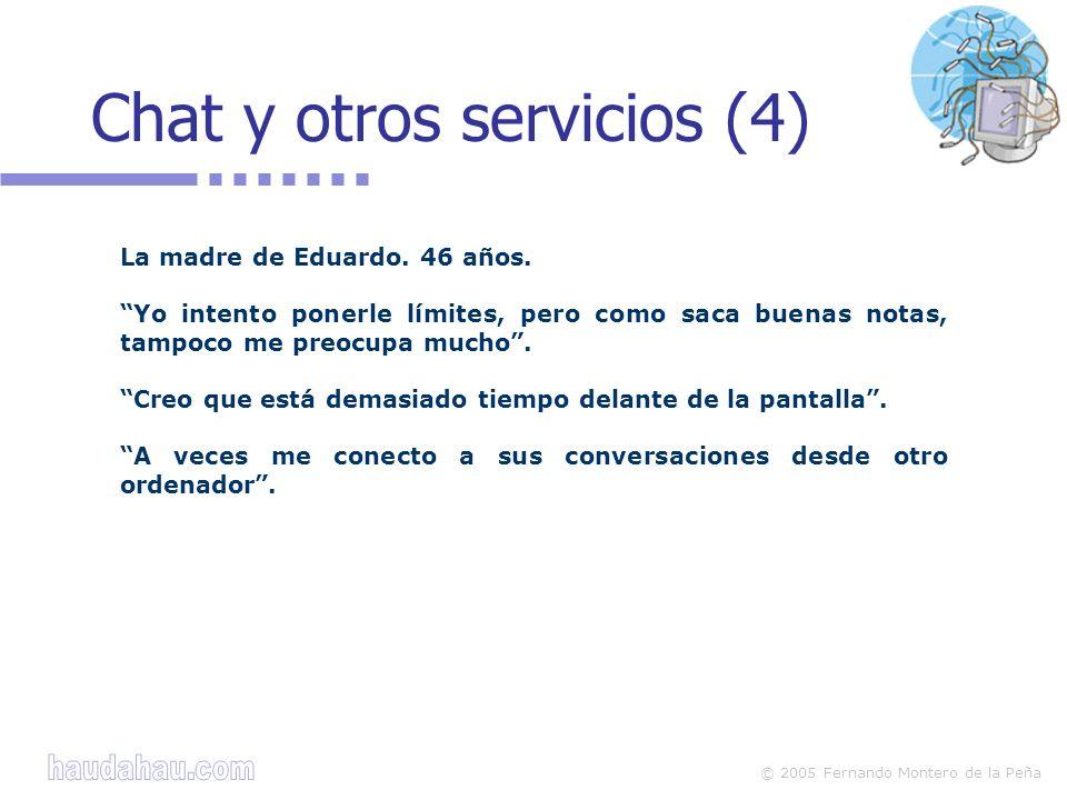 Chat y otros servicios (4)